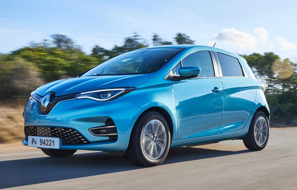 Renault anunță planurile pentru un nou model electric: va fi mai mare decât Zoe și ar putea fi dezvoltat împreună cu Nissan - Poza 1