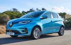 Renault anunță planurile pentru un nou model electric: va fi mai mare decât Zoe și ar putea fi dezvoltat împreună cu Nissan