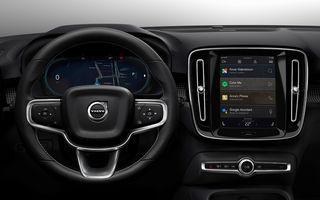 """Versiunea electrică a lui Volvo XC40 va deveni primul model cu sistem de operare Android Automotive OS: """"Vom oferi aceeași experiență ca pe telefon"""""""
