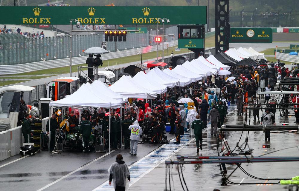 Calificările și cursa de Formula 1 de la Suzuka ar putea fi afectate de un taifun: ploi torențiale și vânt puternic - Poza 1