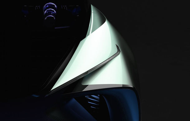Primul teaser cu conceptul electric pregătit de Lexus: prezentarea oficială va avea loc în 23 octombrie - Poza 1
