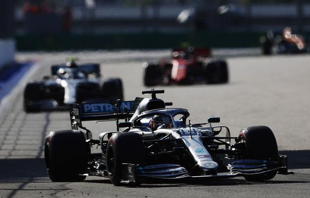 Avancronica Marelui Premiu al Japoniei: Mercedes poate câștiga titlul constructorilor în cursa amenințată de taifun - Poza 1