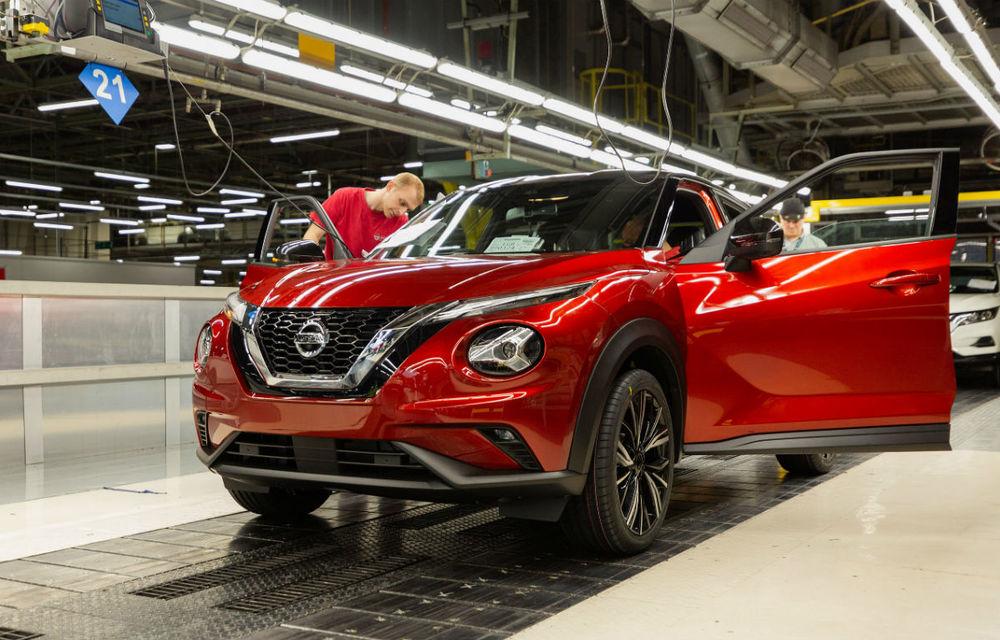 Nissan a început producția noului Juke la uzina din Sunderland: vânzările vor debuta în noiembrie pe unele piețe europene - Poza 1