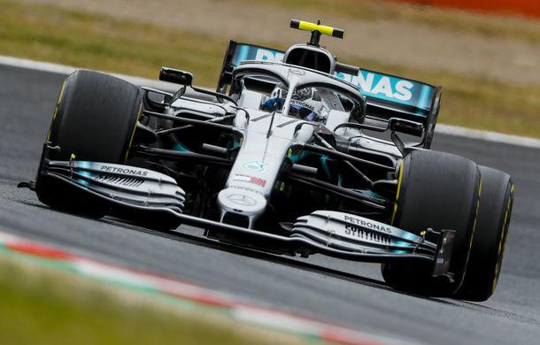 Formula 1 Japonia: Mercedes a dominat antrenamentele. Calificările, amânate pentru duminică din cauza unui taifun - Poza 1