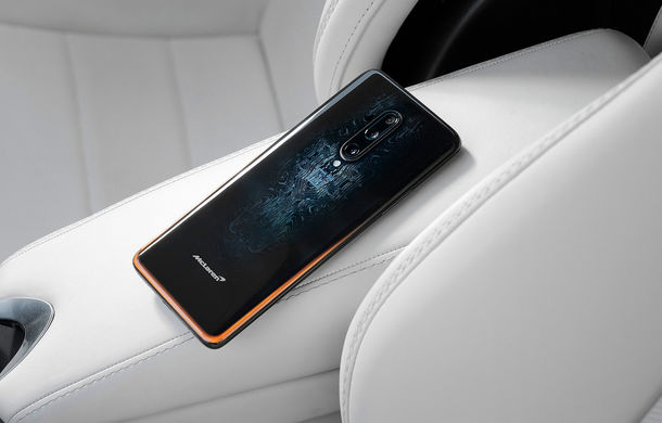 McLaren continuă parteneriatul cu producătorul de telefoane OnePlus: noul 7T Pro McLaren Edition costă 900 de euro - Poza 1