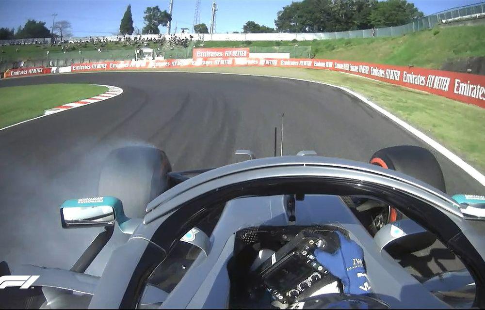 Bottas a câștigat Marele Premiu al Japoniei! Vettel, locul doi după un start ratat, Hamilton urcă pe podium - Poza 4