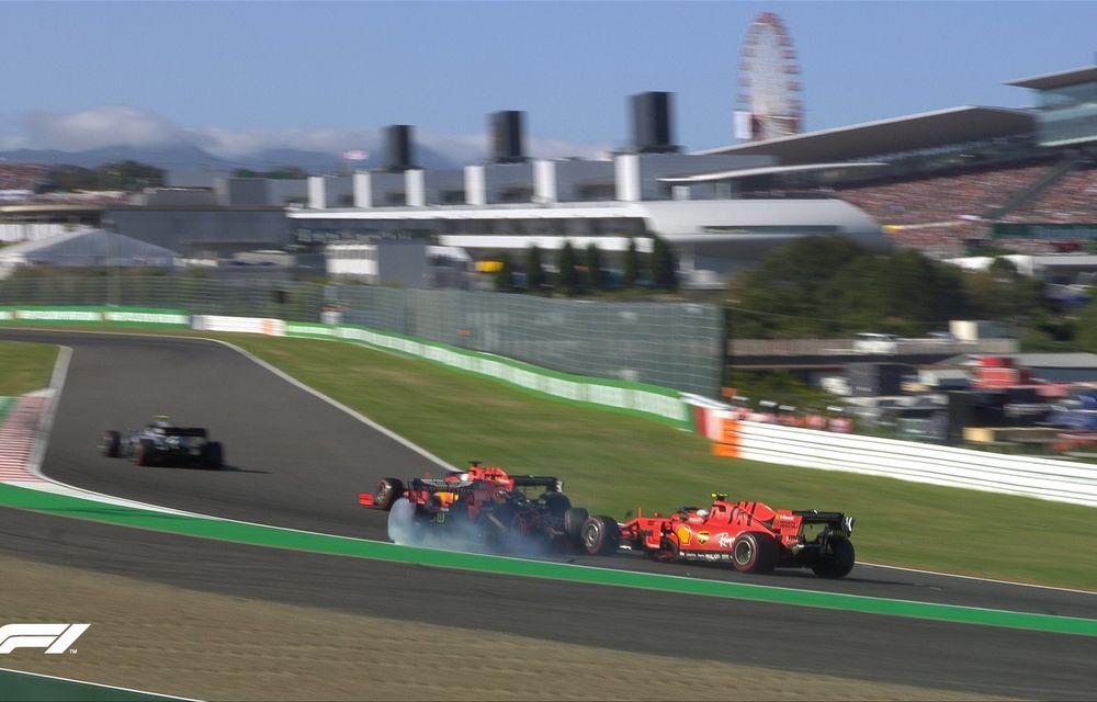 Bottas a câștigat Marele Premiu al Japoniei! Vettel, locul doi după un start ratat, Hamilton urcă pe podium - Poza 2