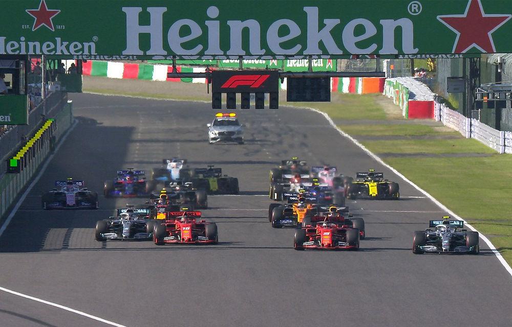 Bottas a câștigat Marele Premiu al Japoniei! Vettel, locul doi după un start ratat, Hamilton urcă pe podium - Poza 1