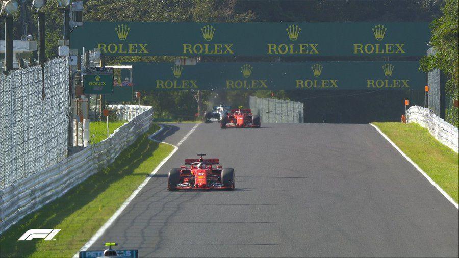 Bottas a câștigat Marele Premiu al Japoniei! Vettel, locul doi după un start ratat, Hamilton urcă pe podium - Poza 3
