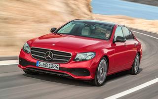 Vânzări premium în luna septembrie: Mercedes-Benz, creștere de peste 10%, Audi și BMW au îmbunătățit rezultatele cu aproape 5%