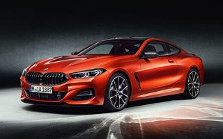 BMW vrea să dubleze vânzările modelelor i8, Seria 8, X7 și Seria 7: țintă de 135.000 de unități în 2020