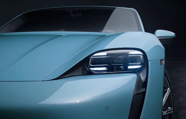 Imagini și detalii referitoare la noua versiune Porsche Taycan 4S: două variante de baterii și autonomie de până la 463 de kilometri - Poza 9