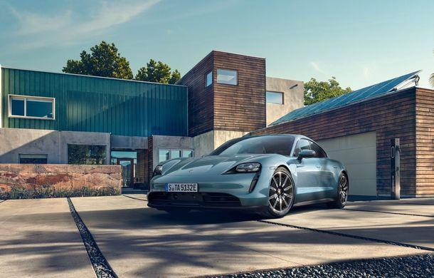 Imagini și detalii referitoare la noua versiune Porsche Taycan 4S: două variante de baterii și autonomie de până la 463 de kilometri - Poza 3