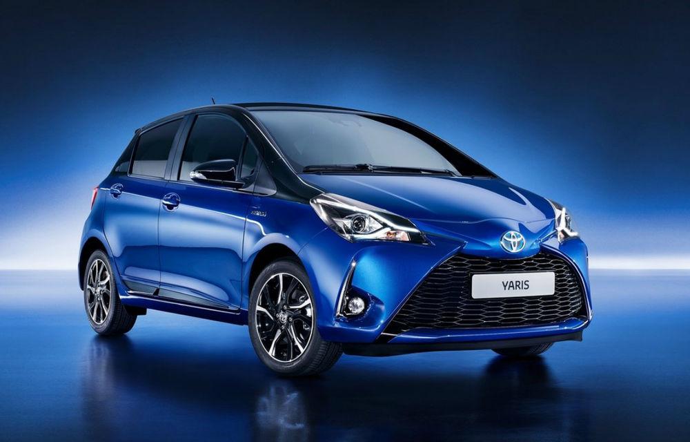Vânzările Toyota și Lexus au crescut cu 3% în primele nouă luni ale anului: 62% dintre mașinile comercializate în Europa de Vest sunt hibride - Poza 1