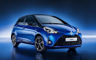 Vânzările Toyota și Lexus au crescut cu 3% în primele nouă luni ale anului: 62% dintre mașinile comercializate în Europa de Vest sunt hibride