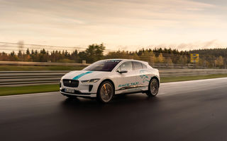 Jaguar I-Pace, primul model electric