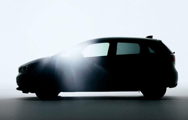 Primul teaser pentru noua generație Honda Jazz: lansare programată pe 23 octombrie, la Tokyo - Poza 1