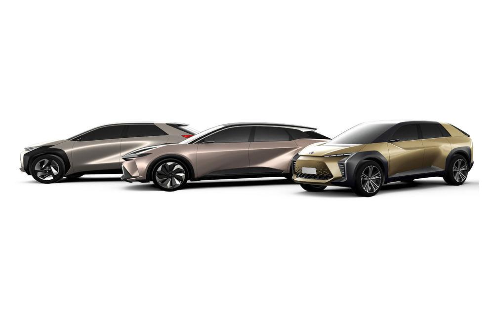Toyota și Lexus confirmă planurile pentru mașini electrice: primele trei modele vor fi lansate până în 2021 - Poza 1