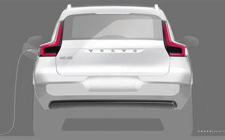 Volvo introduce brandul Recharge pentru modelele electrice și plug-in hybrid: suedezii vor anunța emisiile totale de dioxid de carbon ale fiecărui model
