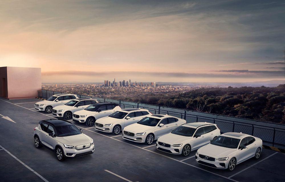 Volvo XC40 Recharge: primul model 100% electric Volvo anunță o autonomie de 400 de kilometri - Poza 29