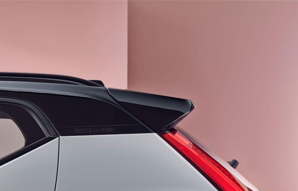 Volvo XC40 Recharge: primul model 100% electric Volvo anunță o autonomie de 400 de kilometri - Poza 14
