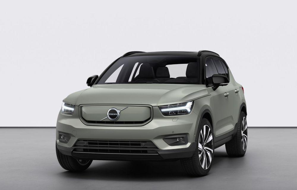Volvo XC40 Recharge: primul model 100% electric Volvo anunță o autonomie de 400 de kilometri - Poza 5