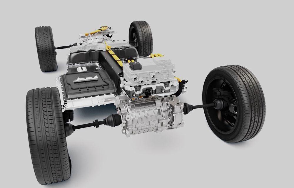Volvo XC40 Recharge: primul model 100% electric Volvo anunță o autonomie de 400 de kilometri - Poza 30