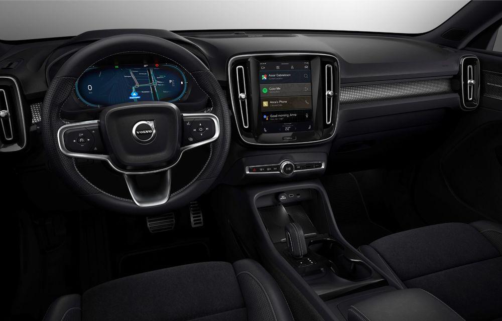 Volvo XC40 Recharge: primul model 100% electric Volvo anunță o autonomie de 400 de kilometri - Poza 32