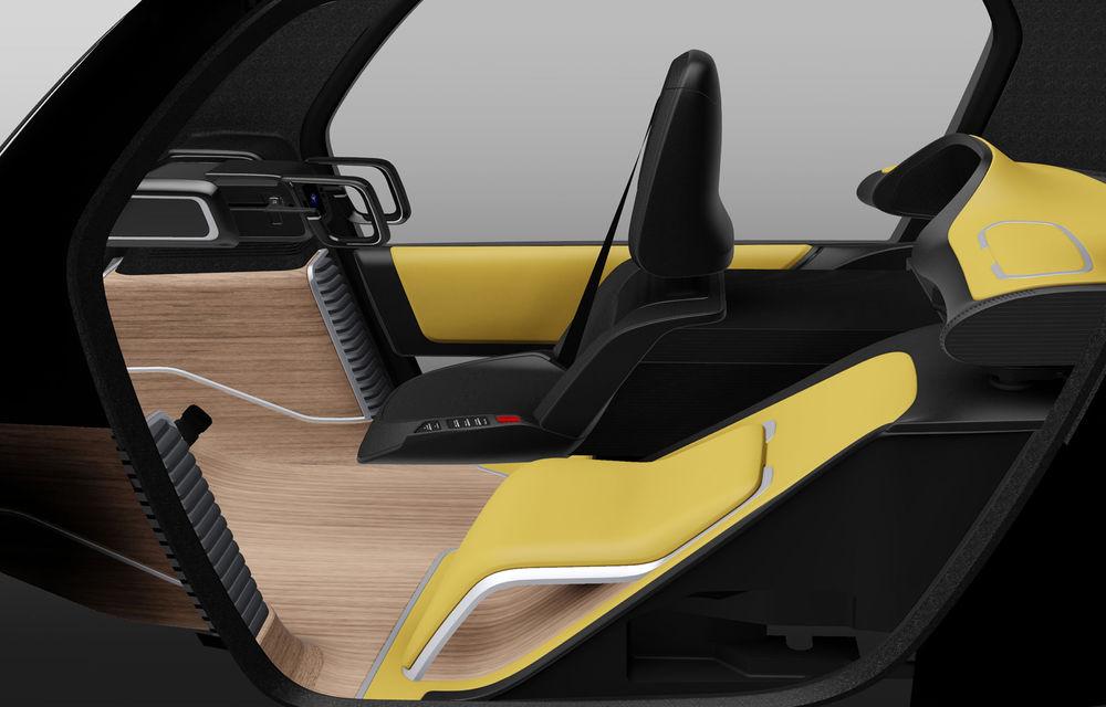 Toyota prezintă imagini și detalii tehnice despre primul său model electric: rivalul lui Smart EQ Fortwo are autonomie de 100 de kilometri - Poza 6