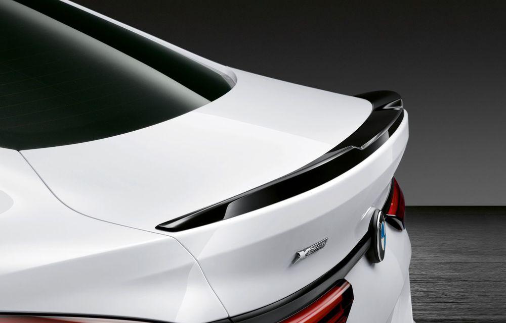 Personalizare cu accente sportive: BMW a lansat o gamă de accesorii M Performance pentru noul Seria 2 Gran Coupe - Poza 9