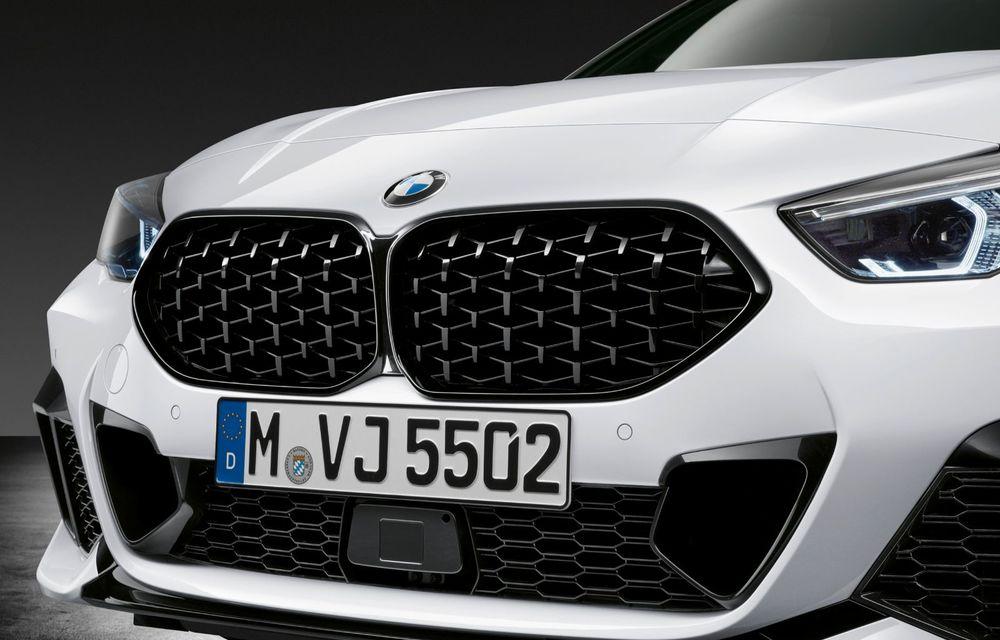 Personalizare cu accente sportive: BMW a lansat o gamă de accesorii M Performance pentru noul Seria 2 Gran Coupe - Poza 5
