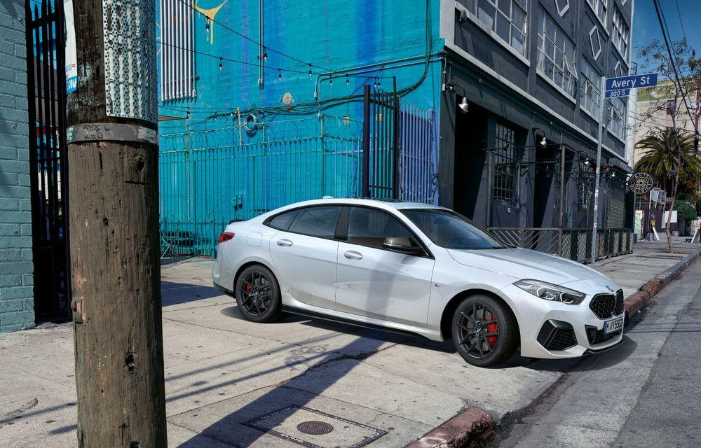 Personalizare cu accente sportive: BMW a lansat o gamă de accesorii M Performance pentru noul Seria 2 Gran Coupe - Poza 3