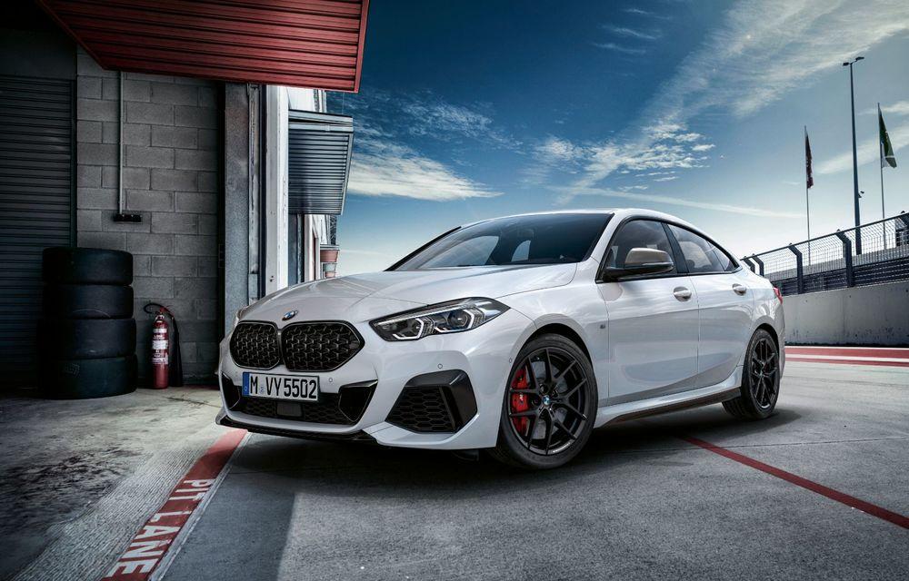 Personalizare cu accente sportive: BMW a lansat o gamă de accesorii M Performance pentru noul Seria 2 Gran Coupe - Poza 2
