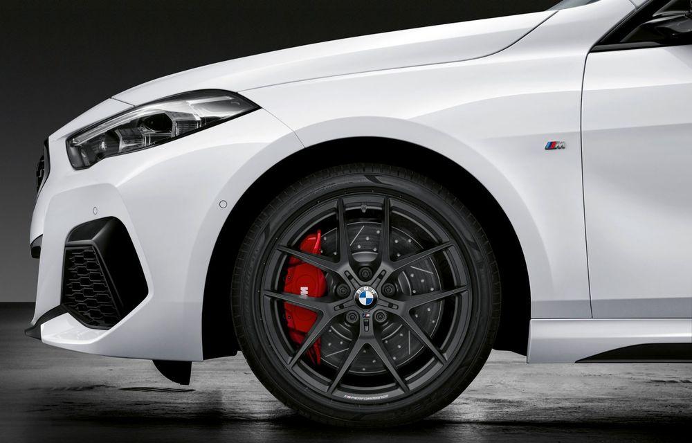 Personalizare cu accente sportive: BMW a lansat o gamă de accesorii M Performance pentru noul Seria 2 Gran Coupe - Poza 6