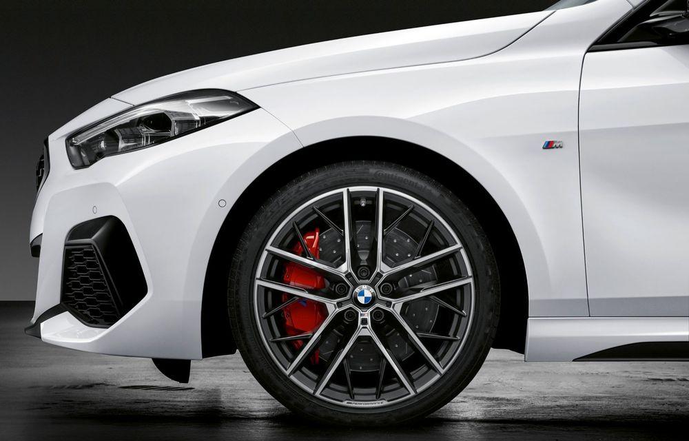 Personalizare cu accente sportive: BMW a lansat o gamă de accesorii M Performance pentru noul Seria 2 Gran Coupe - Poza 8