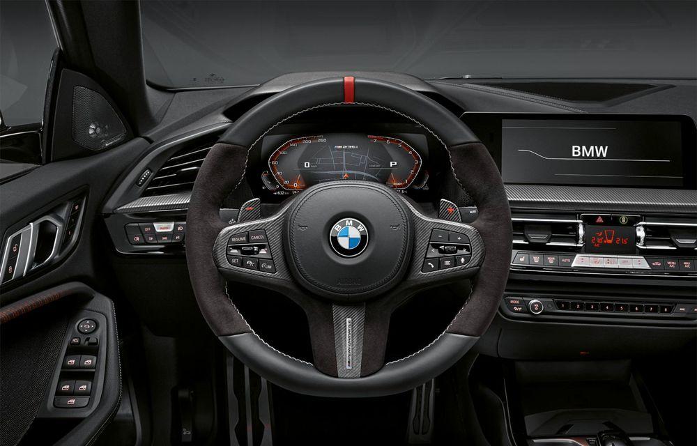 Personalizare cu accente sportive: BMW a lansat o gamă de accesorii M Performance pentru noul Seria 2 Gran Coupe - Poza 12