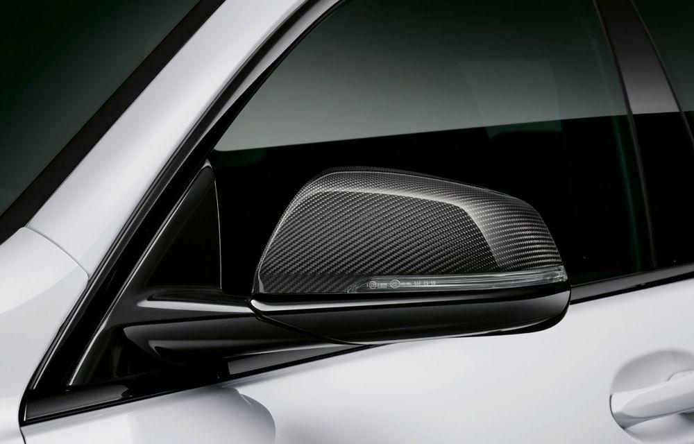 Personalizare cu accente sportive: BMW a lansat o gamă de accesorii M Performance pentru noul Seria 2 Gran Coupe - Poza 11
