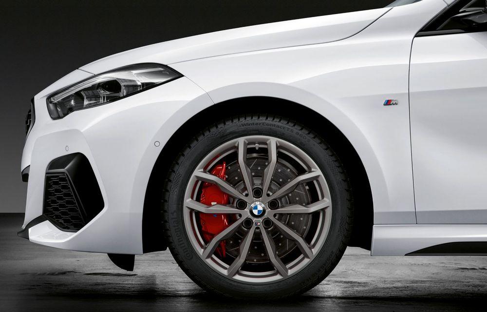 Personalizare cu accente sportive: BMW a lansat o gamă de accesorii M Performance pentru noul Seria 2 Gran Coupe - Poza 7