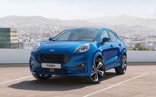 35 de modele luptă pentru titlul de Mașina Anului în Europa în 2020: SUV-ul Ford Puma produs la Craiova, pe lista nominalizaților