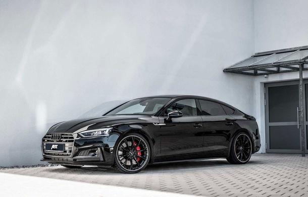 ABT Sportsline a pregătit un pachet de performanță pentru Audi S5 TDI: motorul diesel de 3.0 litri oferă 384 CP și 760 Nm - Poza 1