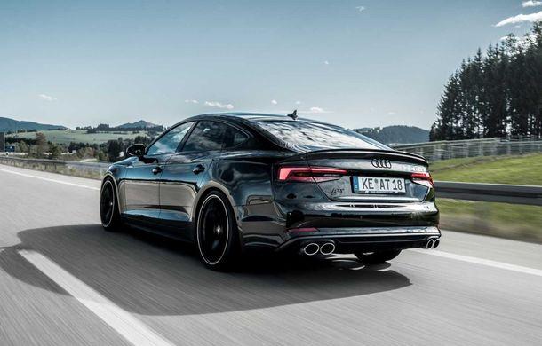 ABT Sportsline a pregătit un pachet de performanță pentru Audi S5 TDI: motorul diesel de 3.0 litri oferă 384 CP și 760 Nm - Poza 6