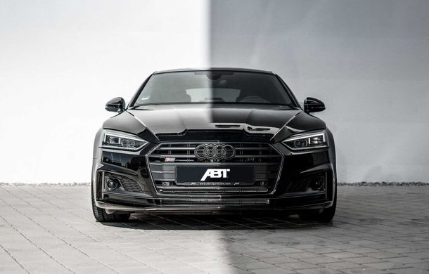 ABT Sportsline a pregătit un pachet de performanță pentru Audi S5 TDI: motorul diesel de 3.0 litri oferă 384 CP și 760 Nm - Poza 2