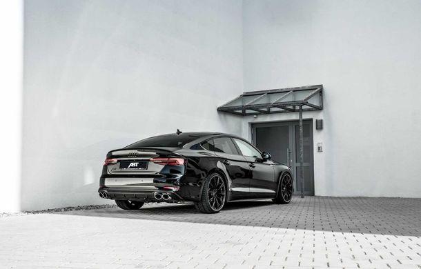 ABT Sportsline a pregătit un pachet de performanță pentru Audi S5 TDI: motorul diesel de 3.0 litri oferă 384 CP și 760 Nm - Poza 4