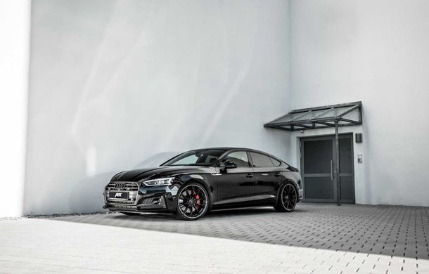 ABT Sportsline a pregătit un pachet de performanță pentru Audi S5 TDI: motorul diesel de 3.0 litri oferă 384 CP și 760 Nm - Poza 3