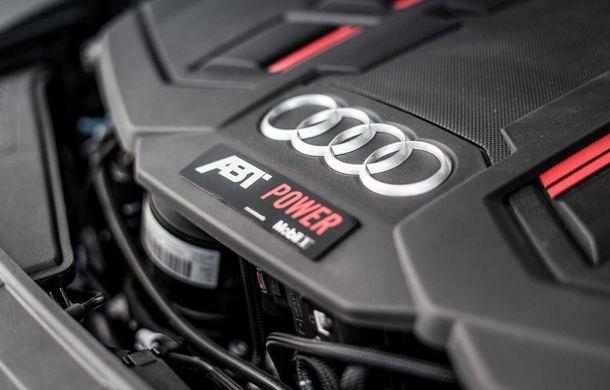 ABT Sportsline a pregătit un pachet de performanță pentru Audi S5 TDI: motorul diesel de 3.0 litri oferă 384 CP și 760 Nm - Poza 9