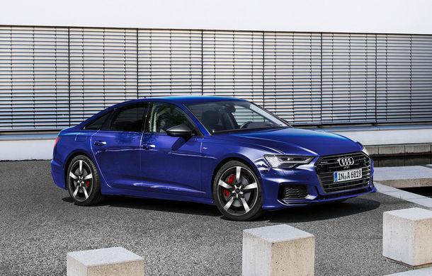 Informații noi despre versiunea plug-in hybrid a lui Audi A6: putere totală de 367 de cai și autonomie electrică de până la 53 de kilometri - Poza 1