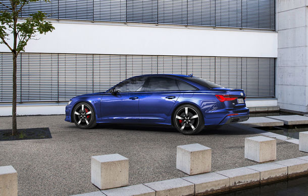 Informații noi despre versiunea plug-in hybrid a lui Audi A6: putere totală de 367 de cai și autonomie electrică de până la 53 de kilometri - Poza 3