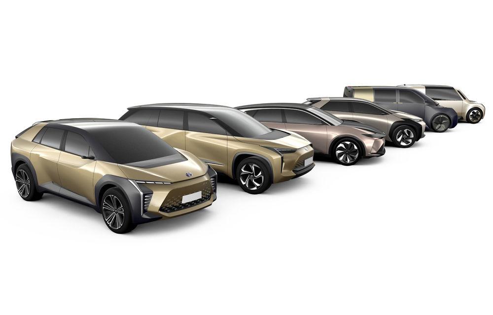 Toyota oferă detalii tehnice despre viitoarele modele electrice: motoare de până la 200 CP și autonomii de până la 600 km - Poza 1