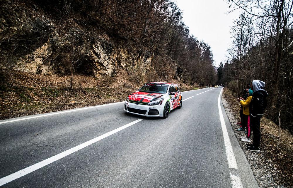 Ultima etapă a Campionatului Național de Super Rally se desfășoară sâmbăta aceasta în Capitală: un fost pilot în WRC va concura cu un model electric - Poza 2