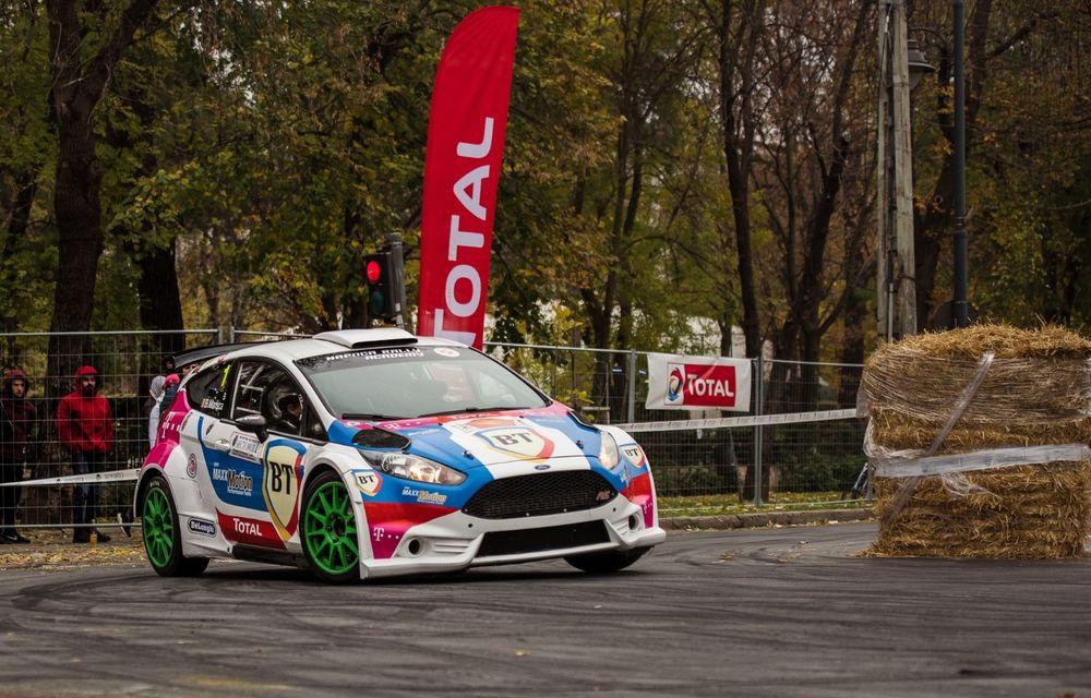 Ultima etapă a Campionatului Național de Super Rally se desfășoară sâmbăta aceasta în Capitală: un fost pilot în WRC va concura cu un model electric - Poza 1
